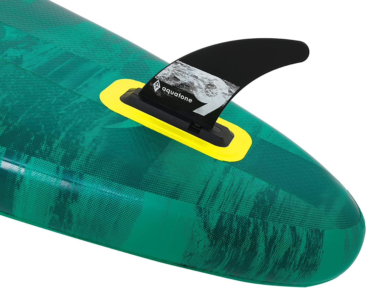 Stand up Paddle 366x81x15 Aztron Aquatone Wave plus 12.0 Isup Inflatable Surfboard