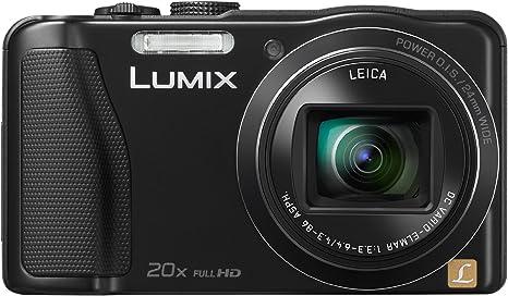 Panasonic Lumix DMC-TZ35 - Cámara compacta de 16.1 MP (Pantalla de ...