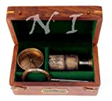 Sara Nautical Vintage Dollond London Gift Set Box