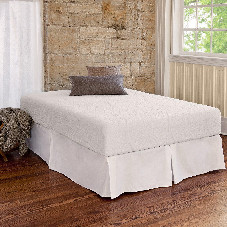 Amazon Night Therapy Memory Foam 8 Inch Mattress and