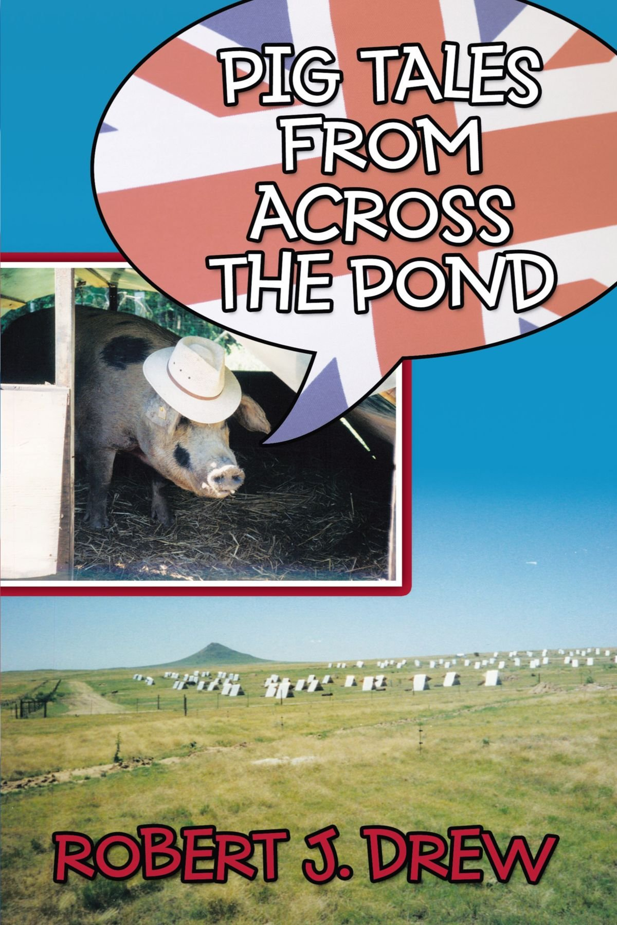 Pig Tales From Across The Pond ebook