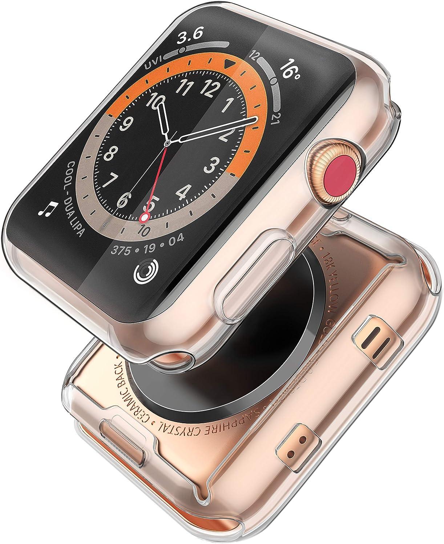Julk 3 38mm 2-Pack Smartwatch Cases $5.09 Coupon
