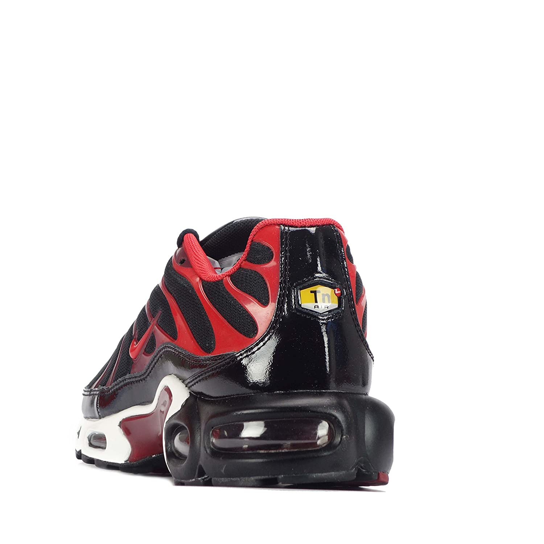 Nike Air Max Plus Pájaro Blanco Y Negro Rojo 3pQSokG