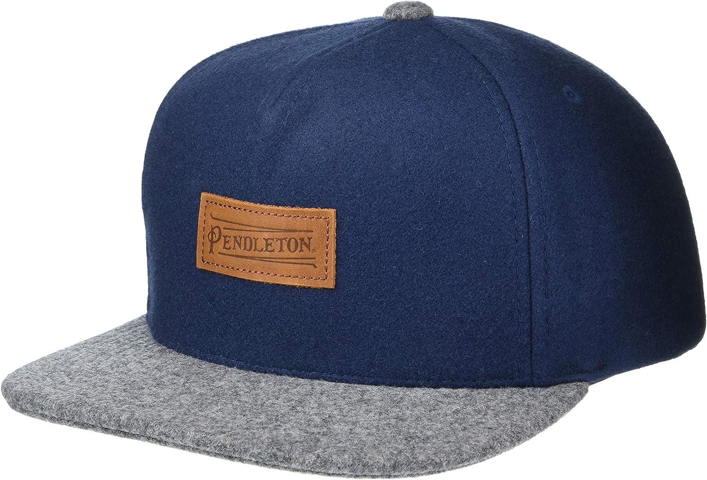 Pendleton Mens Wool Mixed Hat Baseball Cap