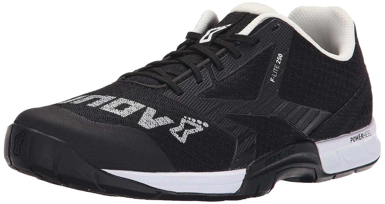 Inov-8 Women's F-Lite 250 Fitness Shoe B00YC4IE9Y 9 B(M) US|Black/White