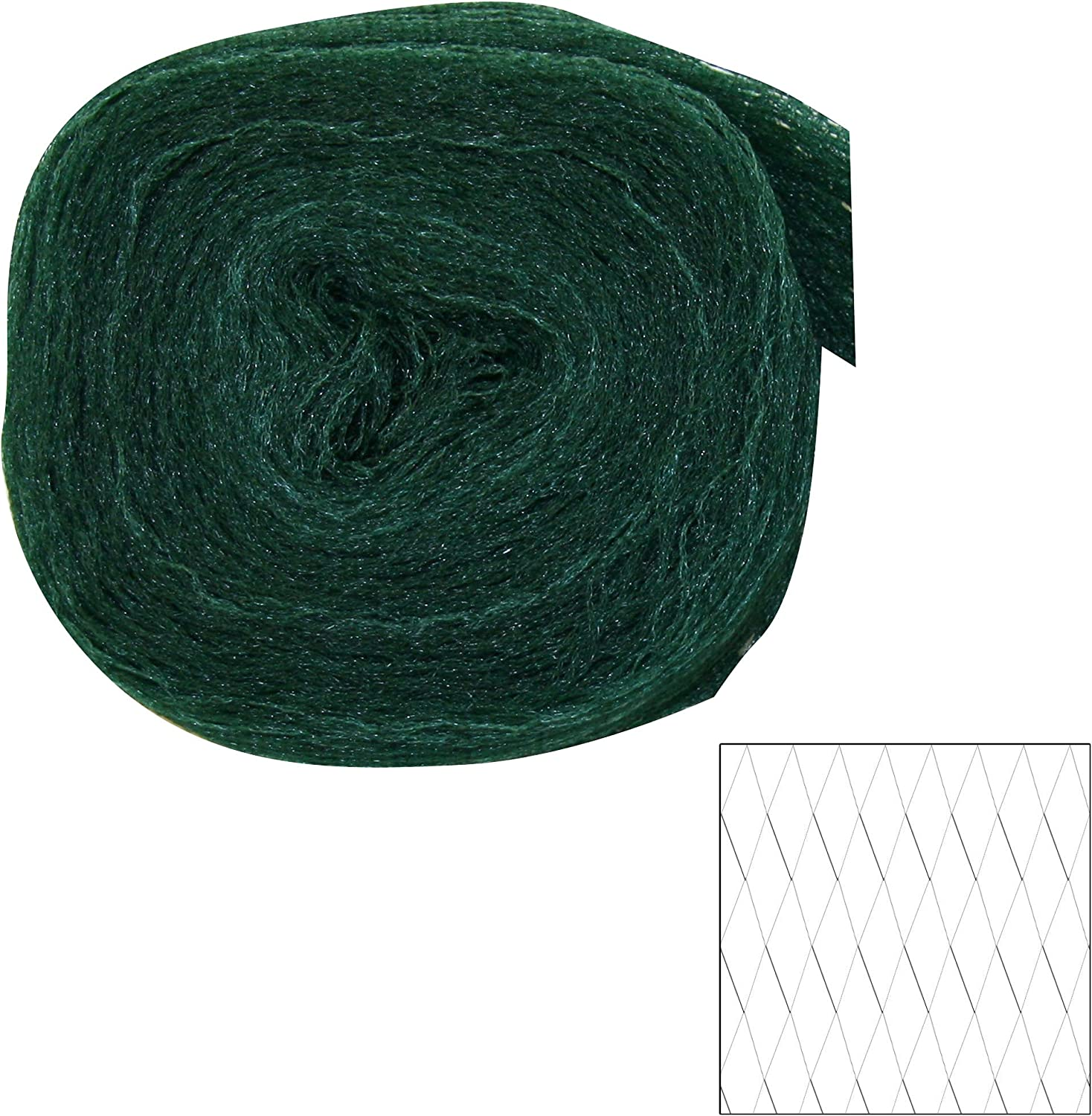 4/ x 10/ m Xclou Garden Bird Protection Netting Green