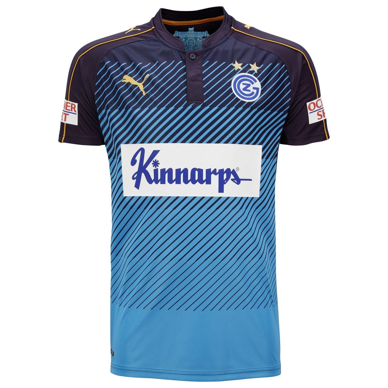 Puma Herren T-Shirt Grasshoppers Zurich Third