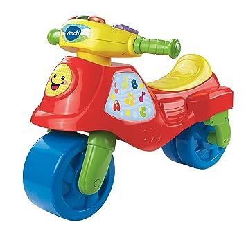 VTech - Triciclo, Cyclo-Moto 2 en 1, Color Rojo (181705) - versión ...