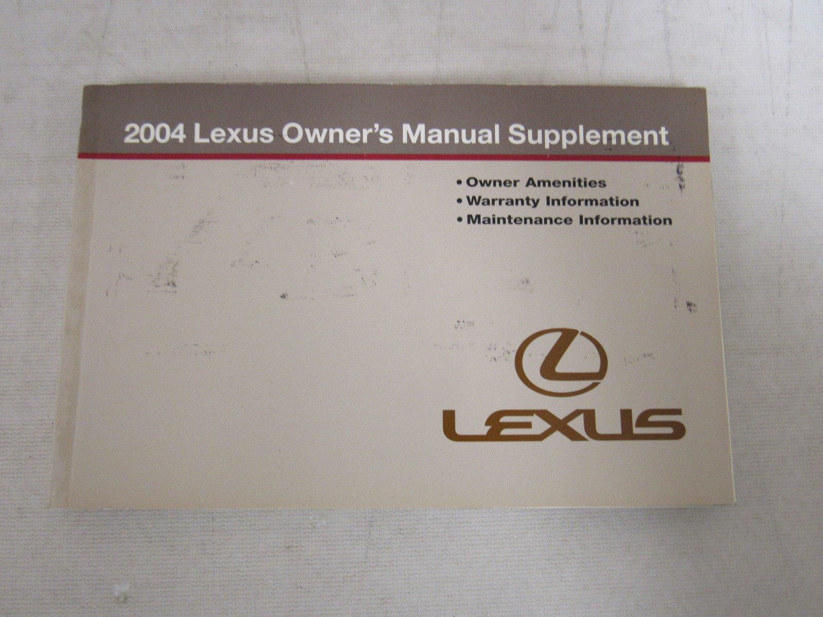 Lexus rx300 repair manual ebook array 2004 lexus owners manual professional user manual ebooks u2022 rh gogradresumes com fandeluxe Images