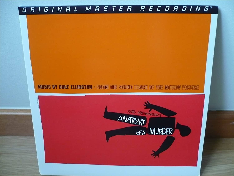 Anatomy Of A Murder Vinyl Lp Duke Ellington Amazon Musik