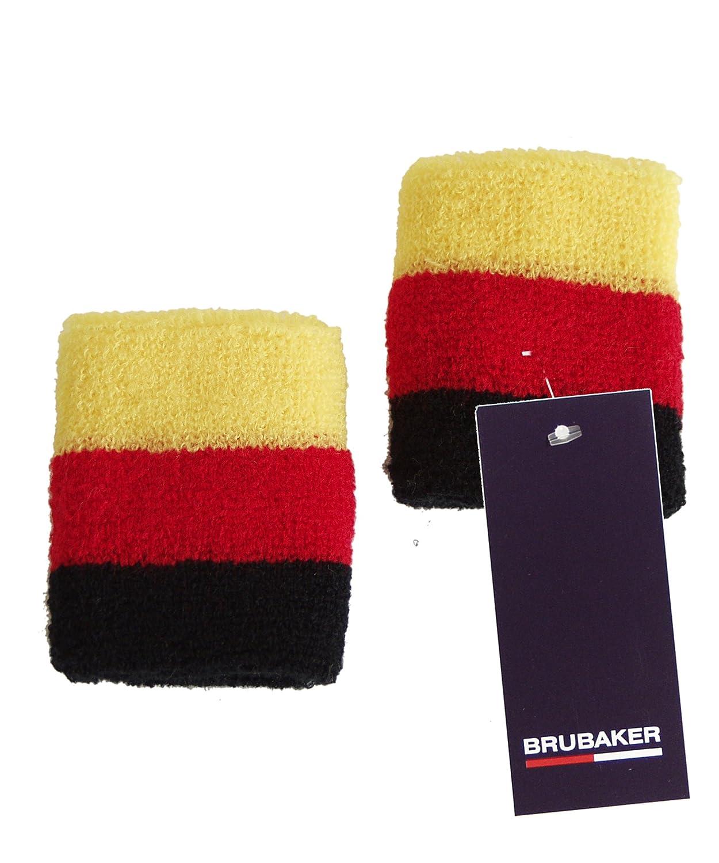 HAAC Schwei/ßband in Deutschlandsfarben Deutschland Fu/ßball 2014