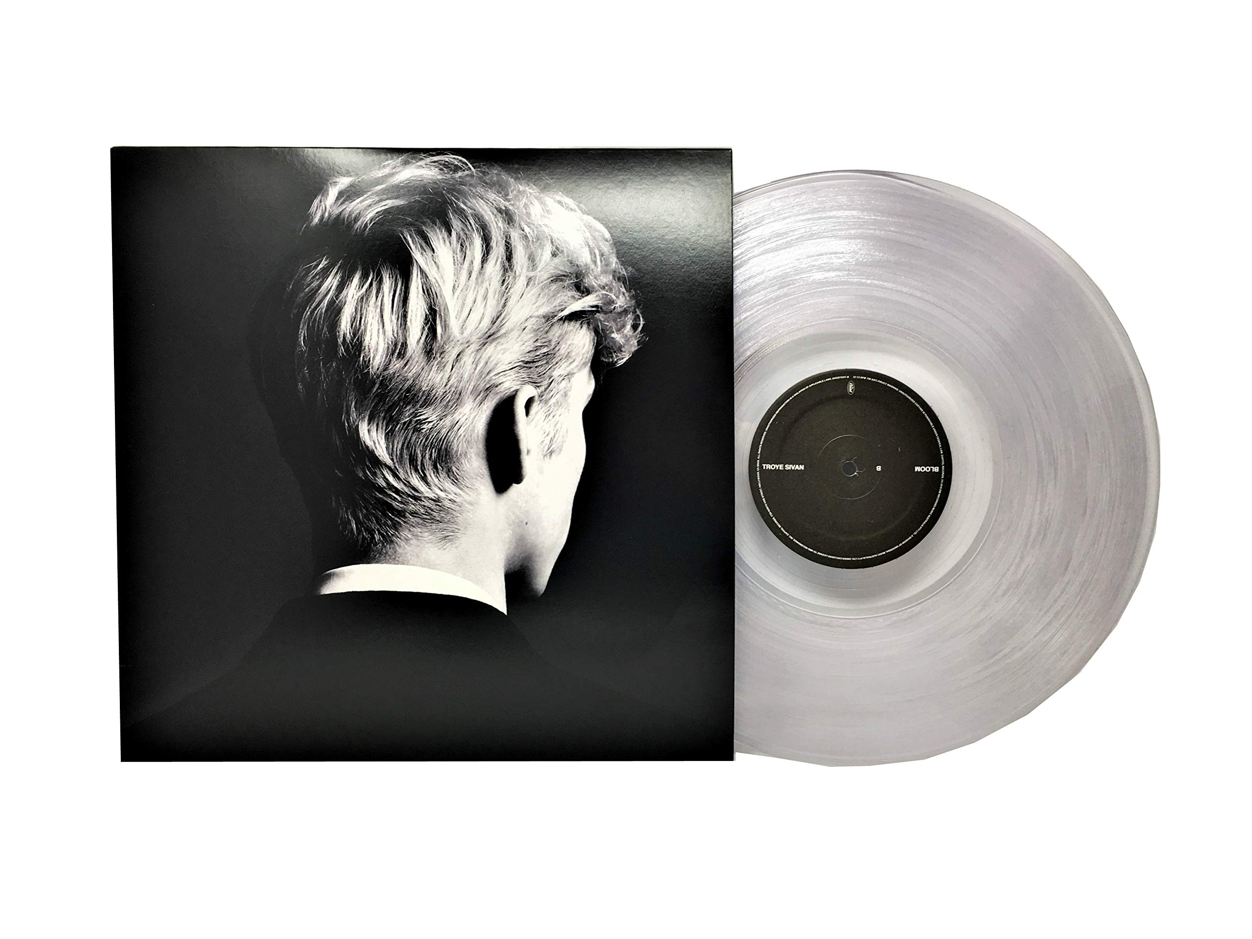 Bloom (Limited Edition Clear Colored Vinyl) by Capitol (Image #1)
