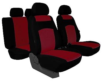 Schonbezüge Autositzbezüge Sitzbezüge passend für Peugeot 605 Elegance P2