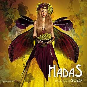 Calendario Hadas 2020 (Calendarios y agendas): AA. VV
