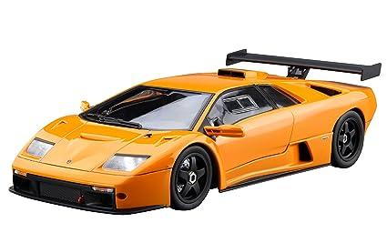 Amazon Com Aoshima 1 24 Super Car No 25 Lamborghinni Diablo Gtr