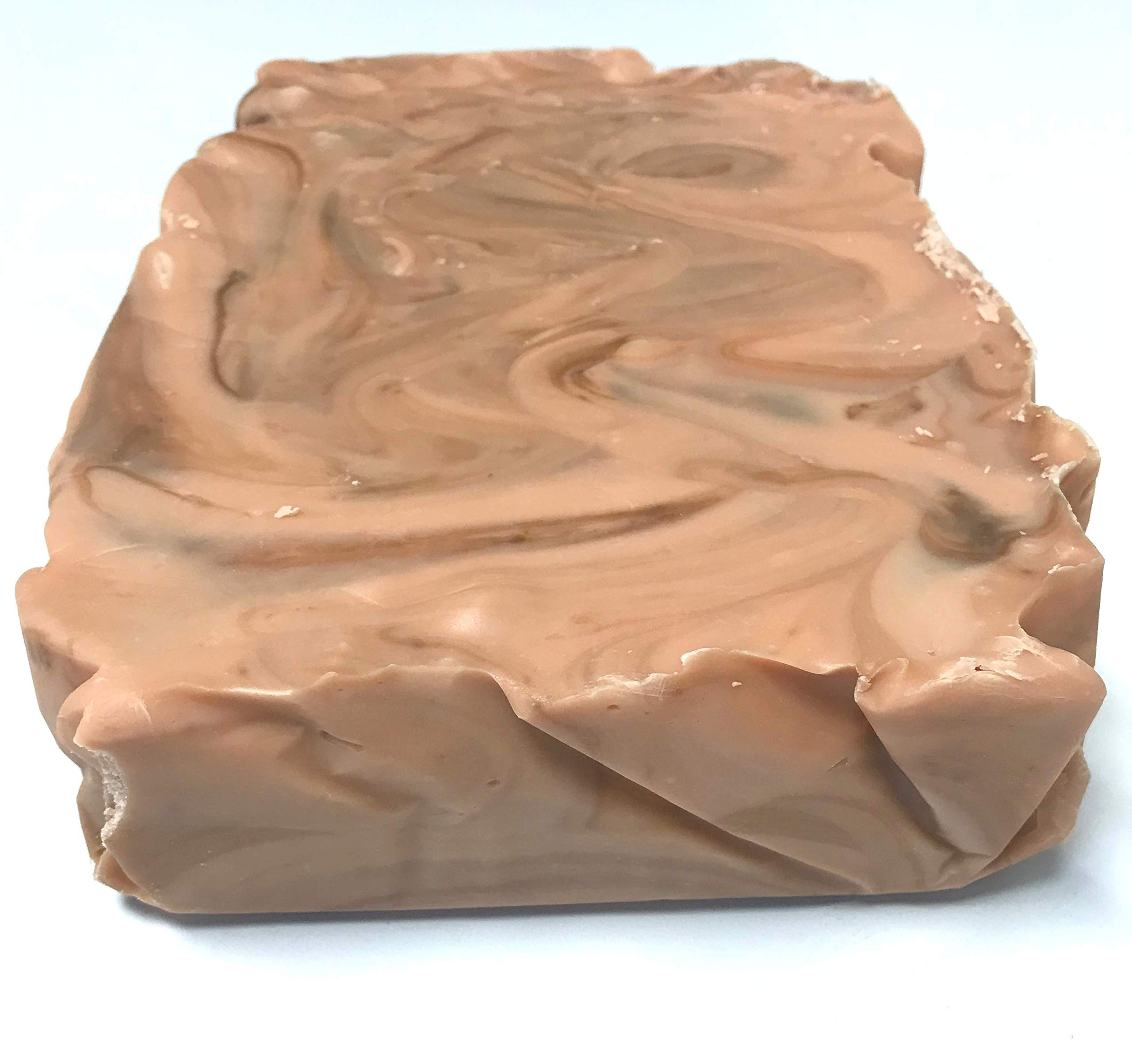 Handmade Fudge 5 Lb. Loaf Amaretto by How Sweet It Is Fudge & Candy Company