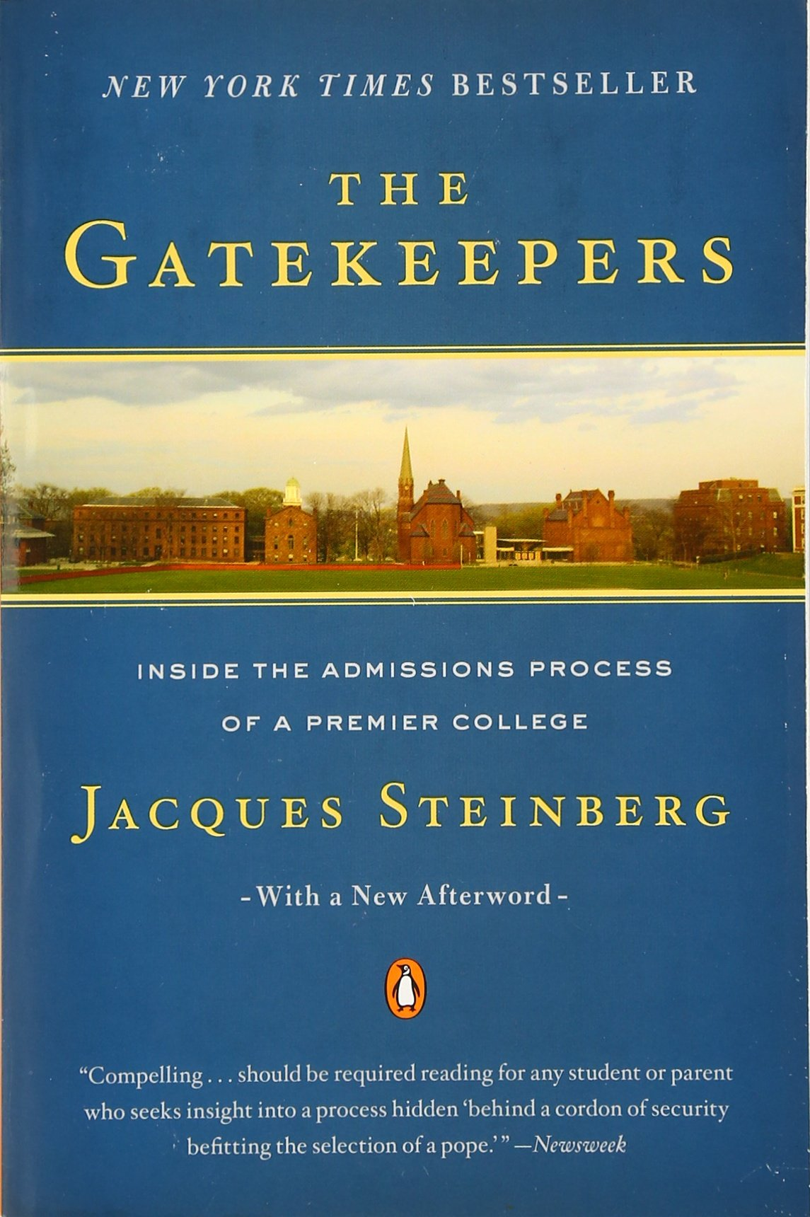 Gatekeepers Admissions Process Premier College