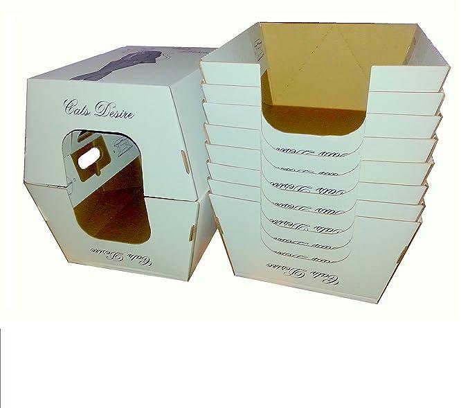 Cats Desire Disposable Litter Boxes Disposable Litter Boxes