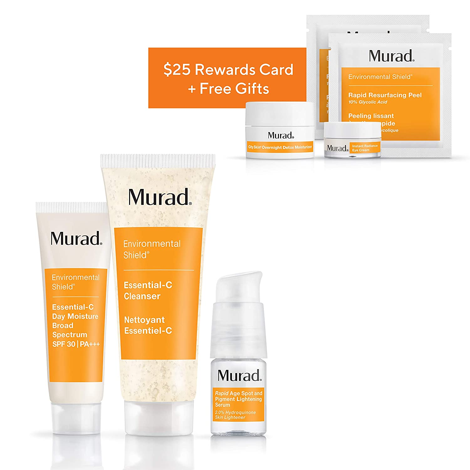 Murad Rapid Lightening 30-Day Kit