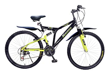 Buy Kross K 40 26t 18 Speed Mountain Bike Black Green Online At