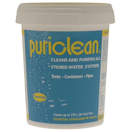 Clean Tabs Puriclean 400g