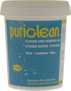 Purificador de Agua Puriclean de Clean Tabs – Azul, 400 g: Amazon ...
