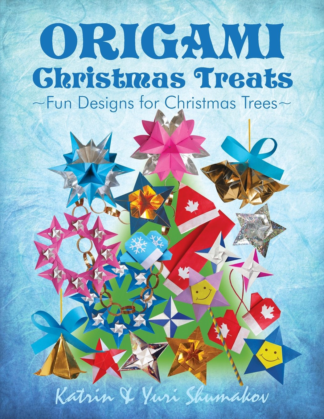 Origami Christmas Treats: Paper Fun for Christmas Trees (Origami Holiday) (Volume 1) ePub fb2 ebook