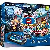 Console Playstation Vita + Lego Mega Pack + Carte Mémoire 8 Go pour PS Vita