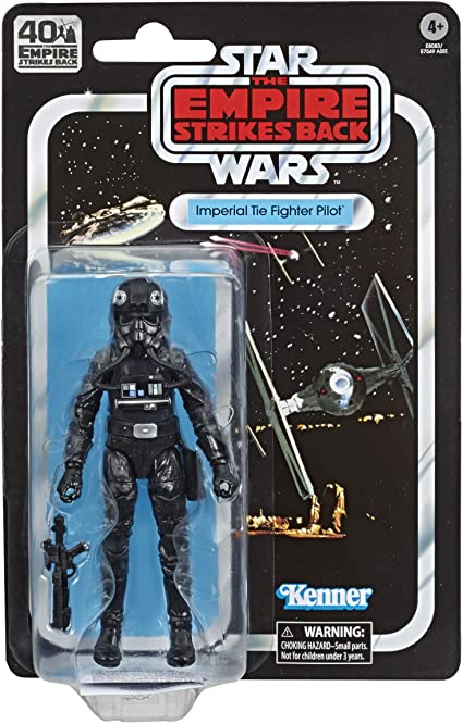 *** PRE-ORDER *** Star Wars the Black Series 6-Inch TIE Fighter Pilot