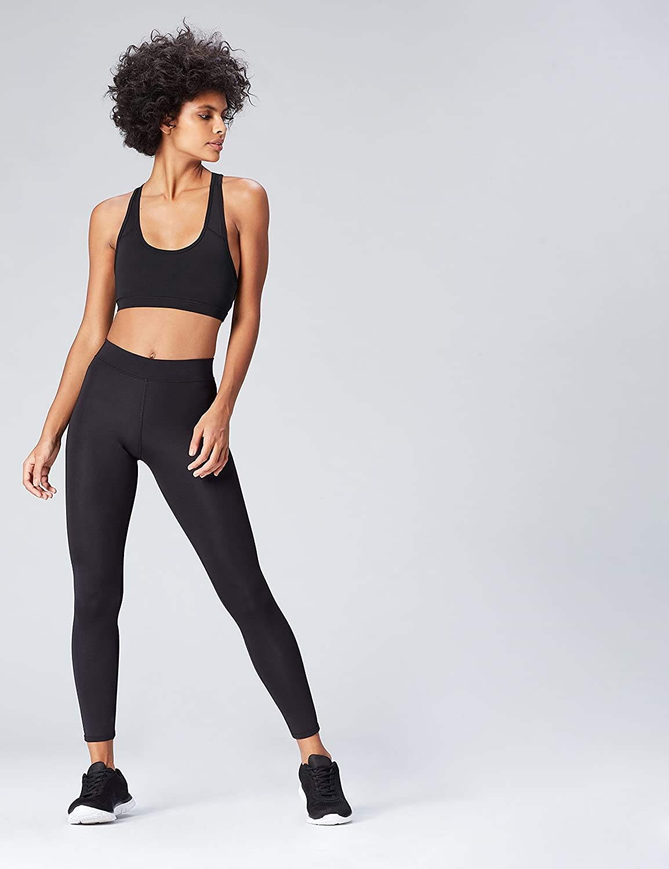 Activewear Cross Back Soutien-Gorge de Sport Femme