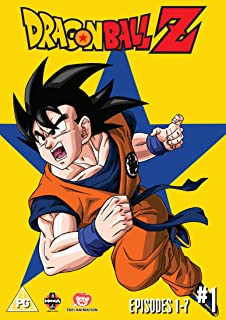 dragon ball z season 1 part 1 - Dragon Ball Z Image