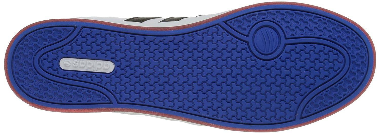 Adidas Neo Diario 9tis Atan para Arriba, Blanco/Gris Azul Solar/7 M con Nosotros: Amazon.es: Zapatos y complementos
