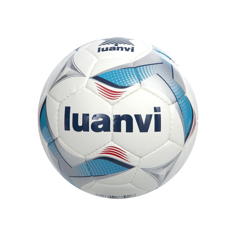 Luanvi Cup Balón, Mujer, Azul Celeste/Marino, 58 cm 08947