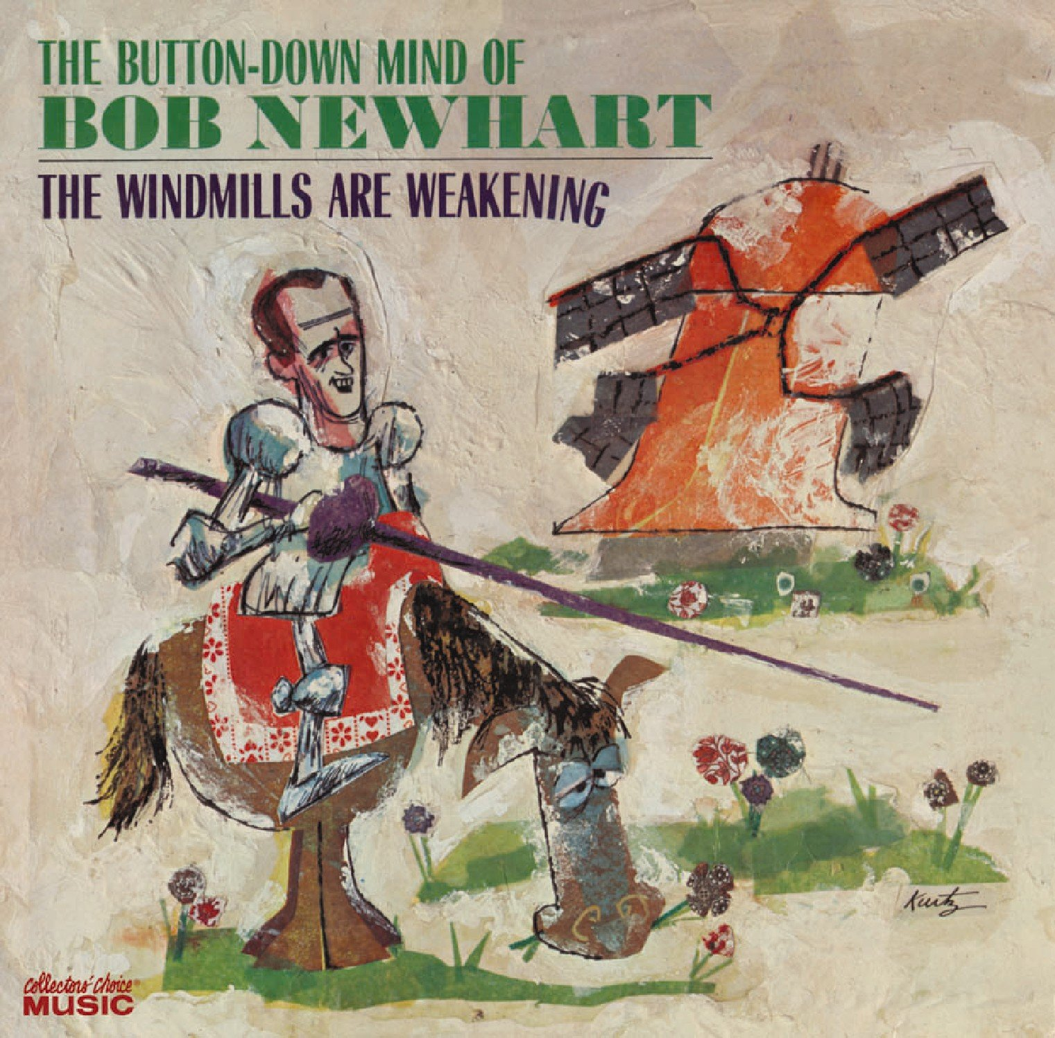 The Button-Down Mind of Bob Newhart/The Windmills Are Weakening