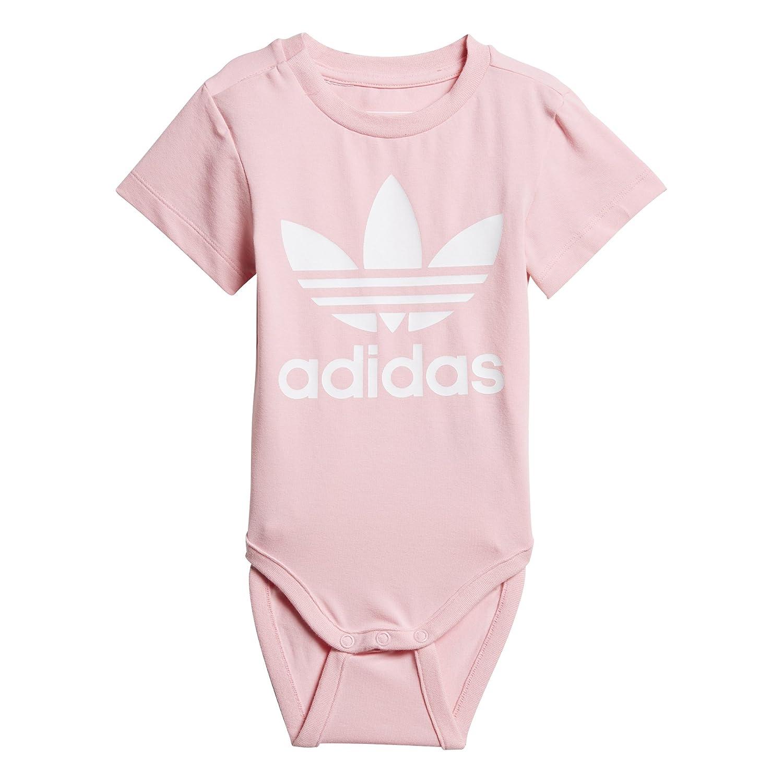 Adidas ORIGINALS Unisex-Baby Trefoil Bodysuit Bodysuits