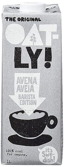 Oatly, Leche (Avena, Barista Edition) - 6 de 1000 ml. (
