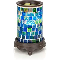 VP Home Mosaic Glass Fragrance Warmer