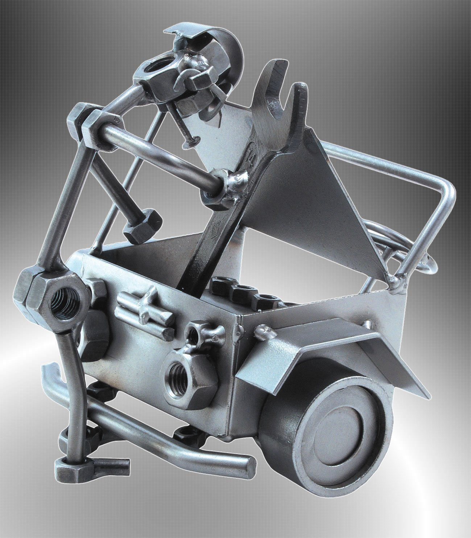 Boystoys HK Design - Schraubenmännchen Kfz Mechaniker \