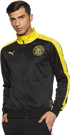 TALLA XL. PUMA 2018-2019 Borussia Dortmund T7 Track Jacket (Black)
