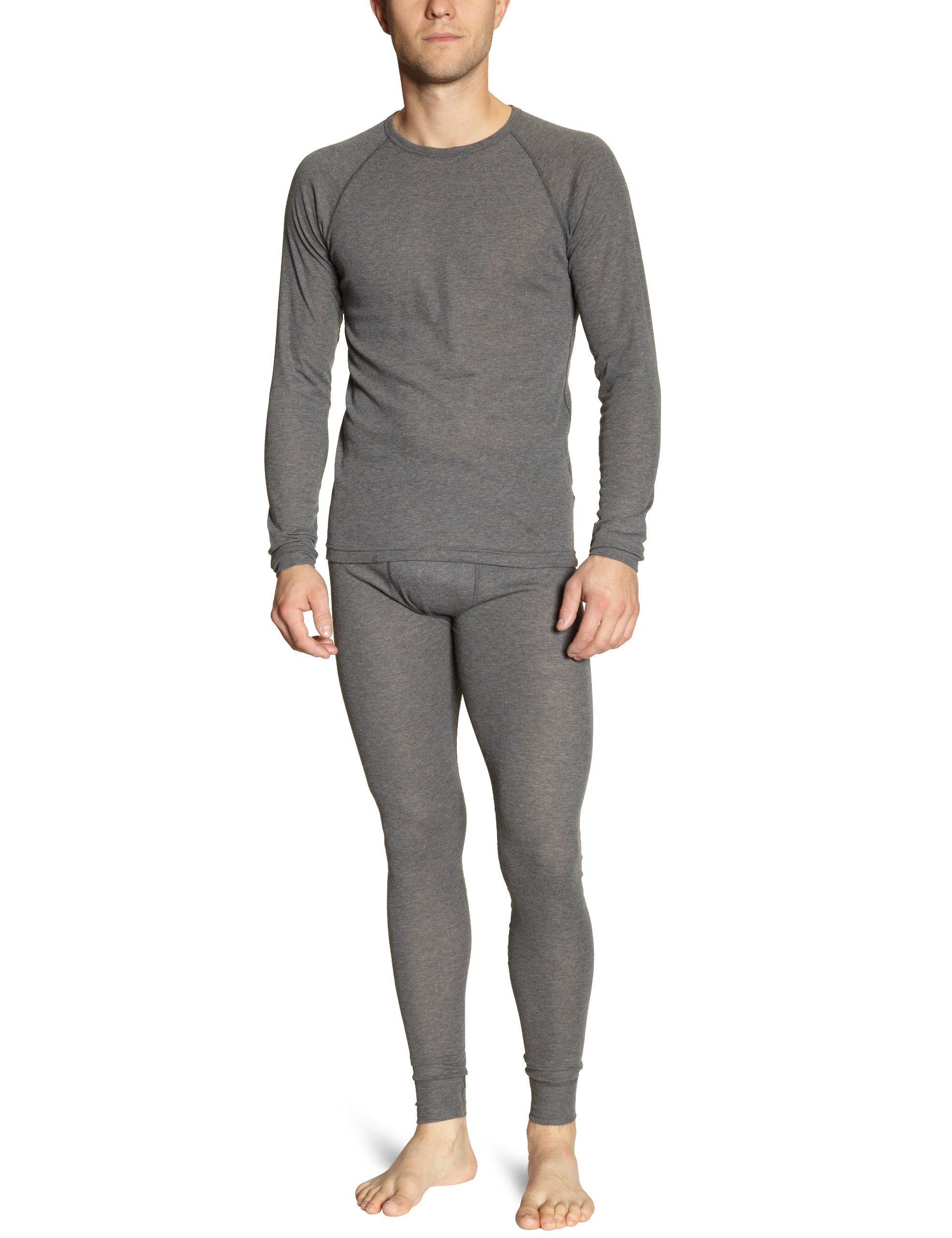 maier sports Waesche - Set Adrian - Conjunto de ropa interior térmica de acampada y senderismo
