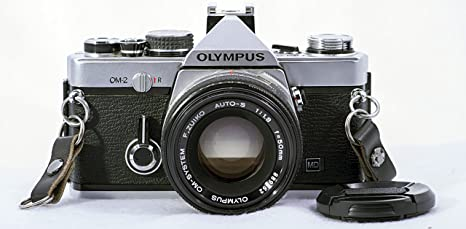 Olympus OM-2 35 mm de cámara de Cine: Amazon.es: Electrónica