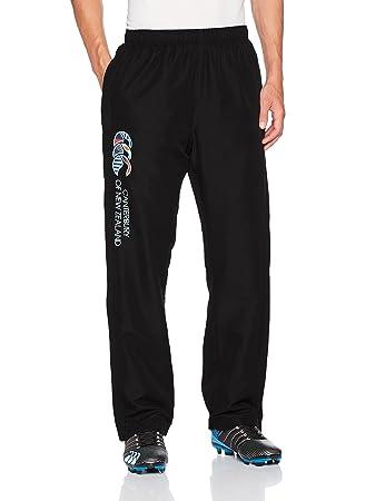 Canterbury Men's Uglies Open Hem Stadium Pants - Black, X-Small
