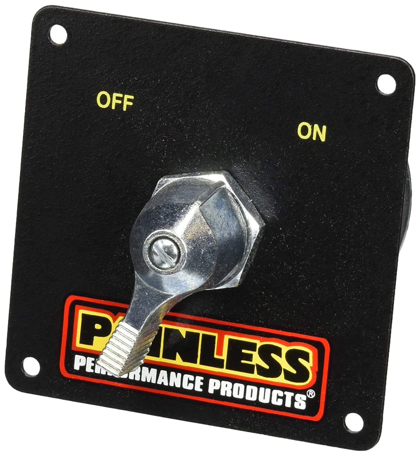 Painless 50710 Master Disconnect Switch with Panel Painless Performance Products