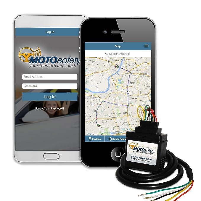 Amazon Com Motosafety Mwvas1 Wired 3g Gps Tracking Device Vehicle