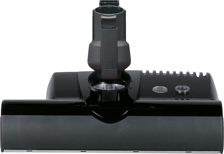 Sebo 9950ER Electro-Carpet Brush ET-1 Platinum for Felix Black//Can be Switched Off//Manual Height Adjustment