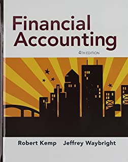 Financial accounting jeffrey waybright robert kemp 9780136060482 financial accounting plus mylab accounting with pearson etext access card package 4th edition fandeluxe Images