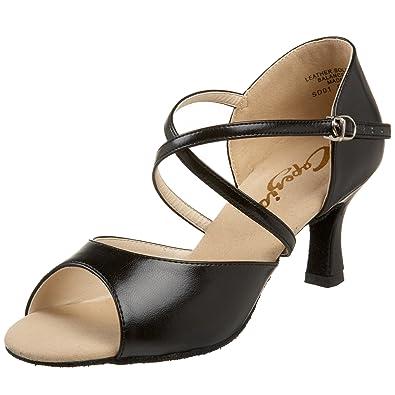 194fc49d2 Capezio Women s Eva 2 quot  Social Dance Shoe ...