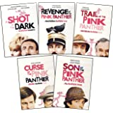 The Pink Panther - Blake Edward's Collection (A Shot in the Dark, Revenge of the Pink Panther, Trail of the Pink Panther, Curse of the Pink Panther, Son of the Pink Panther)