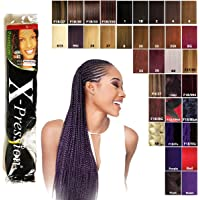 X-pression Premium Original Ultra Braid. Colour (60 white) by X-pression Premium Original Ultra Braid