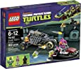 LEGO Ninja Turtles Stealth Shell in Pursuit 79102